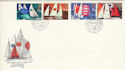 1975-06-11 Sailing House of Lords SW1 cds FDC (51309)