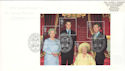 2000-08-04 Queen Mother M/S Hastings FDC (51356)