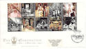 2003-06-02 The Coronation W Abbey SW1 FDC (51373)