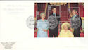 2000-08-04 Queen Mother M/S Rye E Sussex FDC (51408)