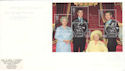 2000-08-04 Queen Mother M/S Windsor FDC (51409)