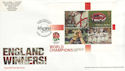2003-12-19 Rugby England Winners Rugby FDC (51410)
