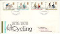 1978-08-02 Cycling Stamps Manchester FDI (51433)