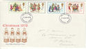 1978-11-22 Christmas Stamps Plymouth FDI (51469)