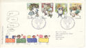 1979-07-11 Year of the Child Bureau FDC (51475)
