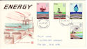 1978-01-25 Energy Stamps Devon FDI (51507)