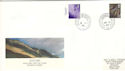 1999-06-08 Scotland Definitive Doubled Edinburgh FDC (51622)