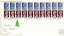1978-11-15 Christmas Booklet Stamps Windsor FDC (51716)