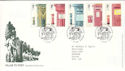 2002-10-08 Pillar to Post Tallents House FDC (51756)