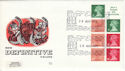 1979-08-28 50p Definitive Booklet Windsor FDC (51795)