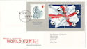 2002-05-21 World Cup Football M/S T/House FDC (51843)
