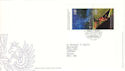 2000-05-26 Above and Beyond Bklt Pane Bureau FDC (51856)