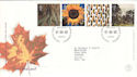 2000-08-01 Tree and Leaf Stamps Bureau FDC (51859)