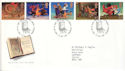 1998-07-21 Magical Worlds Stamps Bureau FDC (51873)