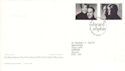 1999-06-15 Royal Wedding Stamps Bureau FDC (51883)