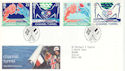 1994-05-03 Channel Tunnel Bureau FDC (51903)