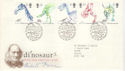 1991-08-20 Dinosaurs Stamps Bureau FDC (51928)