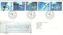 1997-06-10 Architects of the Air Bureau FDC (51953)