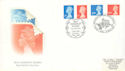1997-03-18 Definitive S/A Doubled Windsor FDC (52022)