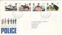 1979-09-26 Police Stamps London SW FDC (52121)