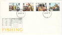 1981-09-23 Fishing Industry Forces PO 70 cds FDC (52234)
