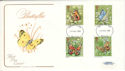 1981-05-13 Butterflies Stamps Cotswold FDC (52254)