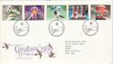 1983-11-16 Christmas Stamps Bethlehem FDC (52263)