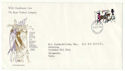 1966-10-14 Battle of Hastings Bayer Products FDC (52266)
