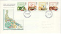 1989-03-07 Food and Farming Stamps Ipswich FDI (52341)