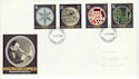 1989-09-05 Microscopes Stamps Ipswich FDI (52345)