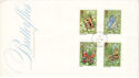 1981-05-13 Butterflies Stamps FPO 961 cds FDC (52416)