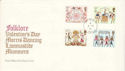 1981-02-06 Folklore Stamps FPO 961 cds FDC (52418)