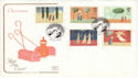 1996-10-28 Christmas Stamps Bethlehem FDC (52601)