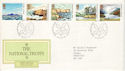 1981-06-24 National Trust Stamps Keswick FDC (52627)