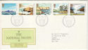 1981-06-24 National Trust Stamps Glenfinnan FDC (52628)