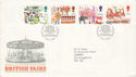 1983-10-05 British Fairs Nottingham FDC (52675)
