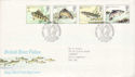 1983-01-26 River Fish Stamps Peterborough FDC (52682)