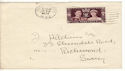 1937-05-13 KGVI Coronation Wood Green FDC (52695)