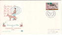 1981-03-25 Year of Disabled Windsor FDC (52734)