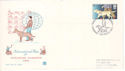 1981-03-25 Year of Disabled Wallasey FDC (52736)