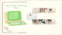 1982-09-08 Information Technology Stamps Bureau FDC (52751)