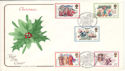 1982-11-17 Christmas Stamps Bethlehem FDC (52752)