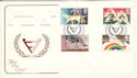 1981-03-25 Year of Disabled Stamps Windsor FDC (52755)