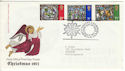 1971-10-13 Christmas Stamps Bethlehem FDC (52793)