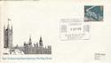 1975-09-03 Parliamentary Conference London SE1 FDC (52834)