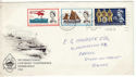 1963-05-31 Life-Boat Conference London Slogan FDC (52840)
