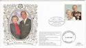 1997-11-13 Golden Wedding Benham Westminster FDC (52851)