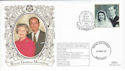 1997-11-13 Golden Wedding Benham Romsey FDC (52853)