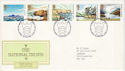 1981-06-24 National Trust Stamps Glenfinnan FDC (52904)