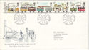 1980-03-12 Railway Stamps Liverpool FDC (52942)